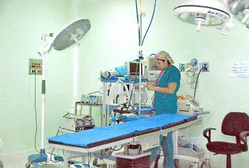 100 % operativos quirófanos de la Maternidad de Carrizal