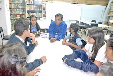 Voceros estudiantiles se reunieron en el Muñoz Tébar