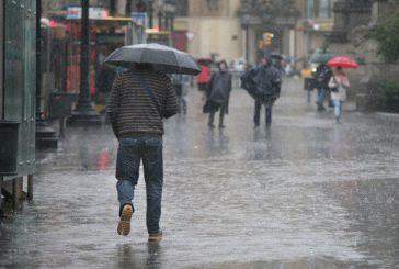Inameh pronostica lluvias en gran parte del país
