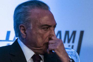 Piden investigar a nueve ministros del gobierno de Temer