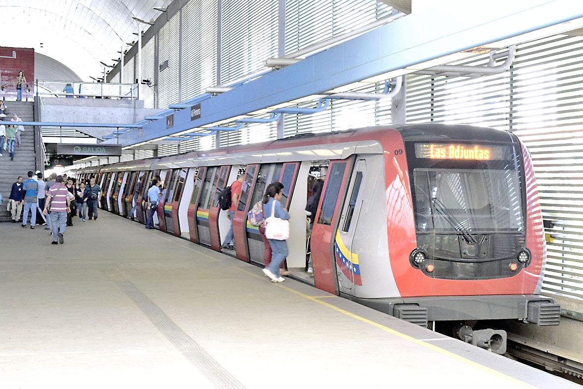 Más trenes Guaicaipuro
