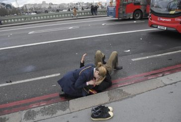 Varios heridos en un ataque cerca del Parlamento británico en Londres
