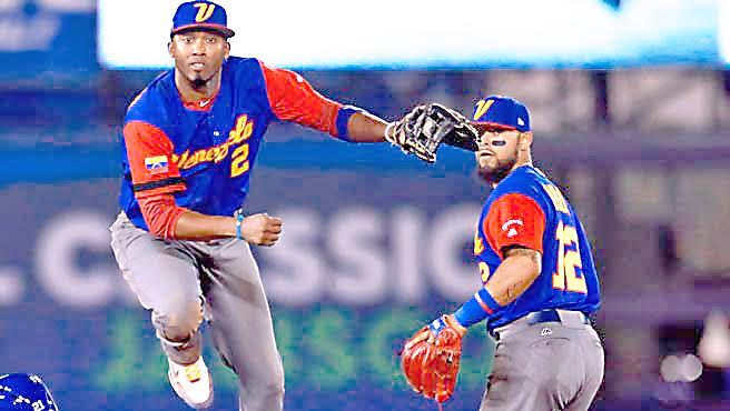 Venezuela a San Diego con la visión de ganar