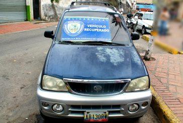 Policarrizal recupera vehículo perteneciente a Globovisión