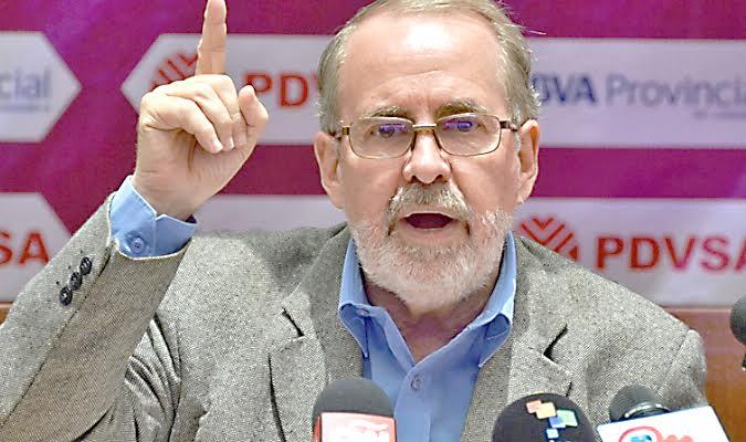 Laureano González presidente de la FVF