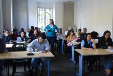 Forman líderes estudiantiles en liceos de la capital mirandina