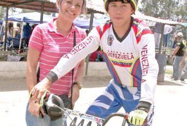 Maldonado barrió las dos mangas  en Tricampeonato de Bicicrós