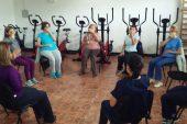 Carrizaleños disfrutaron de II Jornada de Relajación de Grupo