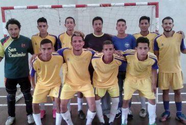 Continua el torneo elite de futsal en Los Teques