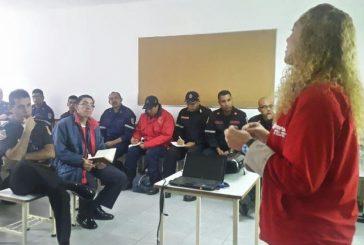 Bomberos de Miranda y Pdvsa establecen alianzas para la atención de emergencias en vías
