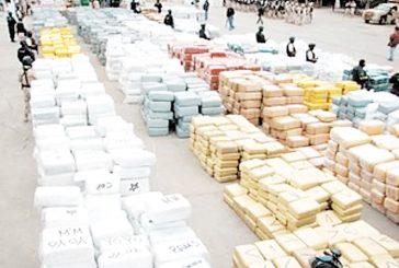 Imputadas 19.761 personas  por tráfico de drogas
