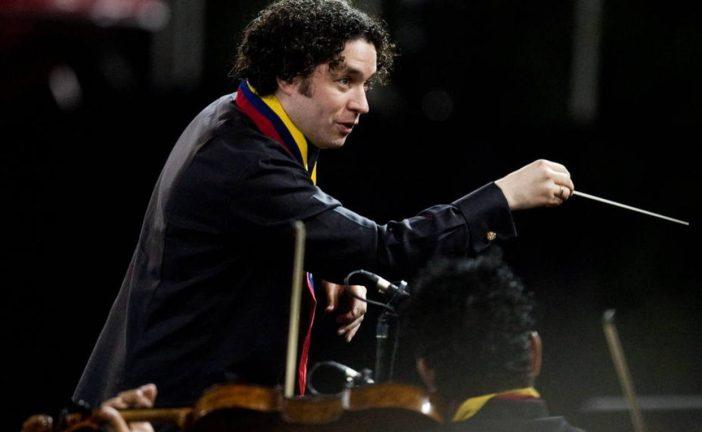 Gustavo Dudamel pidió dejar a un lado las ideologías y escuchar al pueblo
