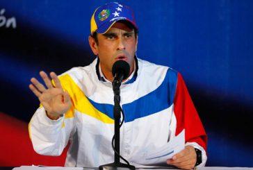 Henrique Capriles: Francisco Garcés sabía de saqueos en Los Teques antes de que ocurrieran