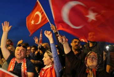 El Sí logra una victoria en Turquía pero con menos votos de lo esperado