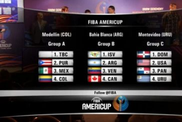 Venezuela batallará en Argentina la AmeriCup 2017