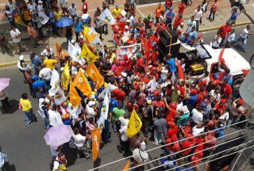Oficialistas se enfrentaron a golpes con opositores en Delta Amacuro