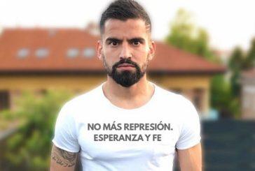 Tomás Rincón lanza mensaje de apoyo a Venezuela