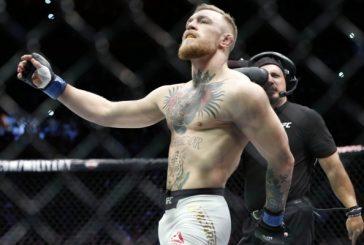 """Conor McGregor: """"Mis golpes son precisos"""""""
