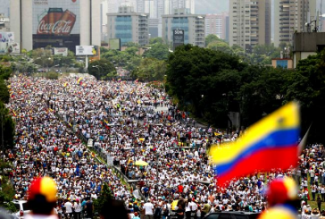 Oposición y oficialismo marchan este miércoles en Caracas