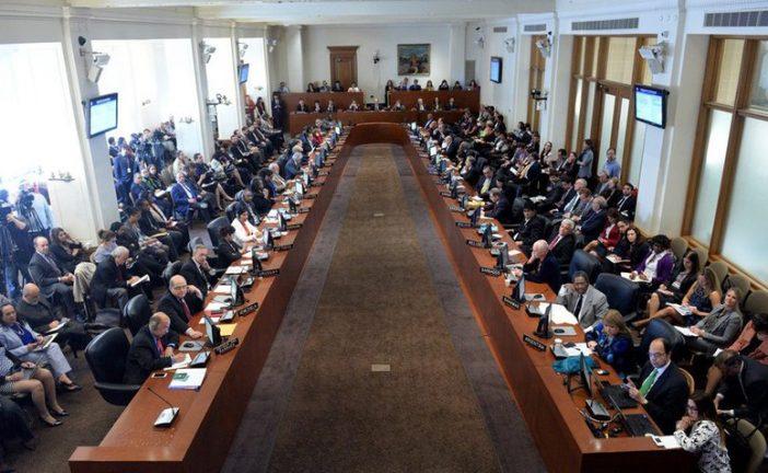 OEA debatirá hoy posible reunión de cancilleres sobre Venezuela