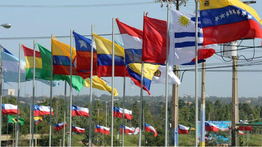 Países latinoamericanos piden a Venezuela que garantice el derecho a la manifestación pacífica