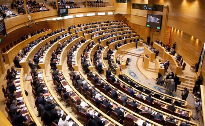 Senado español aprueba moción para exigir respeto de la Constitución en Venezuela