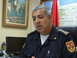 Bomberos de Miranda consideran riesgosa la instalación de pasarela en la Av. Víctor Baptista