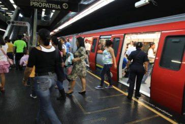 Metro de Caracas suspendió rutas en 23 estaciones