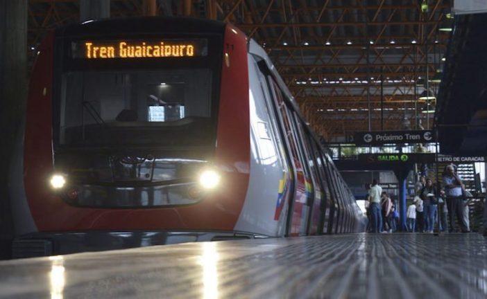 Metros de Los Teques no presta servicio comercial este sábado