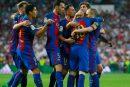 Barcelona vence al Real Madrid en el Santiago Bernabéu y alcanza el primer lugar en La Liga