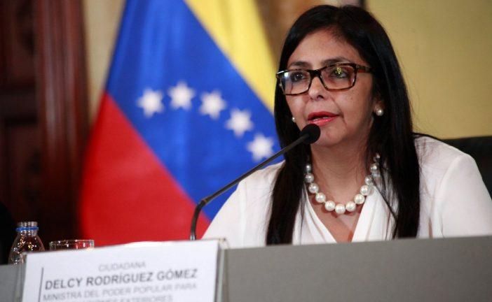 Canciller recibió instrucciones del presidente para el retiro de Venezuela de la OEA