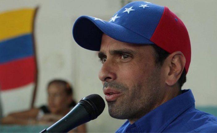 Estos son los casos por los que Contraloría dictó inhabilitación a Capriles