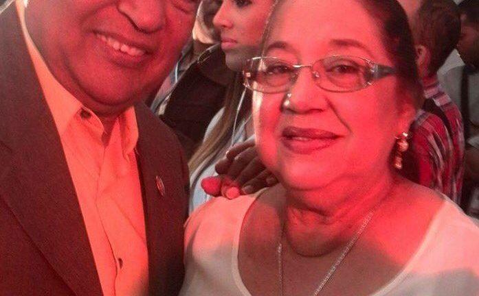 Falleció la esposa de Juan Vicente Torrealba