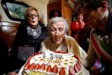 Muere Emma Morano, la mujer más anciana del mundo