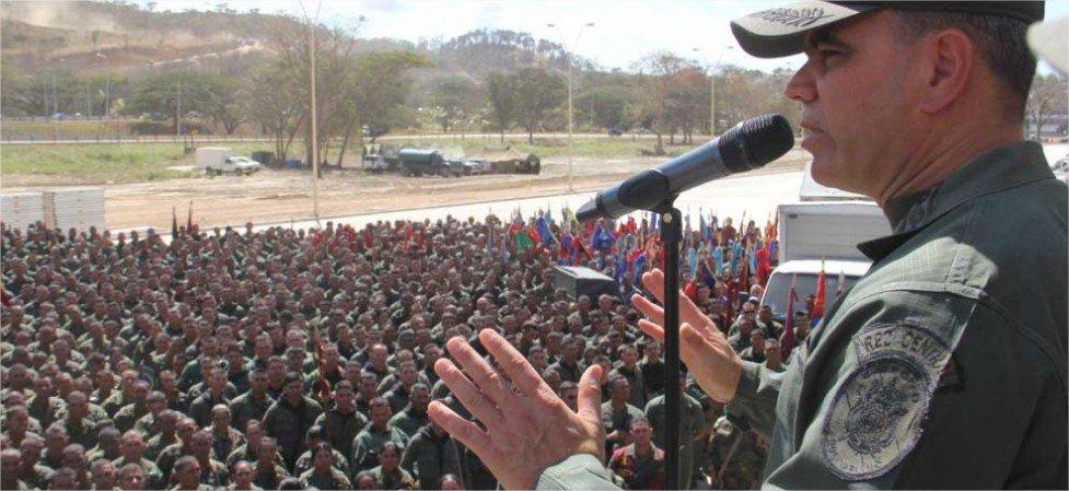 Padrino López: Defenderemos a Venezuela ante las amenazas