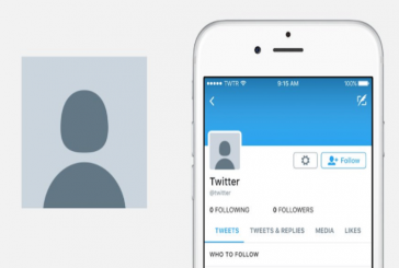"""Twitter le dijo adiós a los """"cara de huevo"""" con una nueva imagen"""