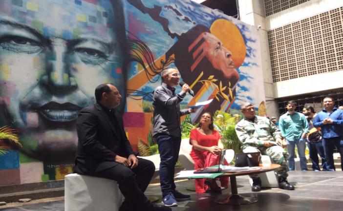 """Minci lanzó las """"milicias digitales"""" para vigilar marchas opositoras"""