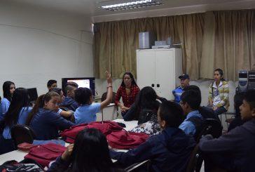 Conversaron sobre prevención  de drogas en UEN El Vigía