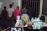 Capturan a cinco  sujetos en protesta violenta