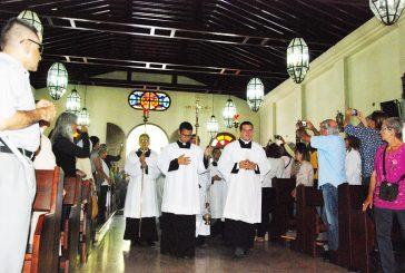 Diócesis de Los Teques celebró misa Crismal