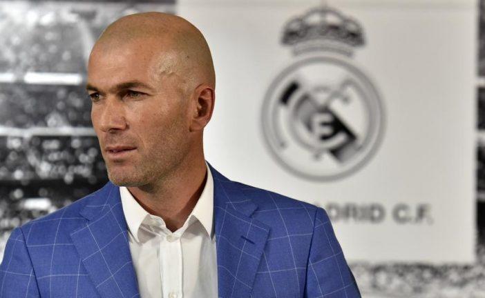 Zidane: la posición de Cristiano es extremo y nadie lo va a cambiar.
