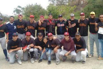 Venezolanos son los reyes del softbol en La Rosaleda Sur