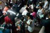 Al menos 54 niños fueron desalojados del Materno Infantil de El Valle por ataque