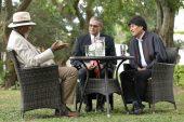Morgan Freeman visita pueblos indígenas de Bolivia