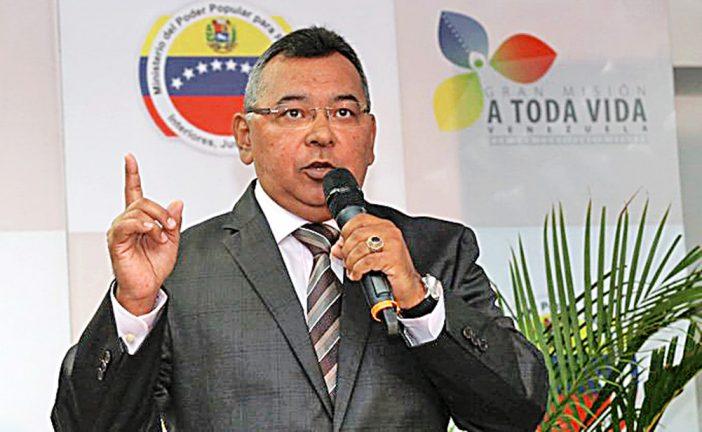 Reverol: Hay 27 detenidos por hechos vandálicos en El Valle y La Vega