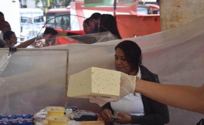 Los precios del queso son exorbitantes