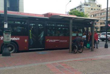 Este lunes 11 rutas de Metrobús no prestan servicio comercial