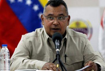 Reverol pide investigar hechos de violencia durante movilización opositora