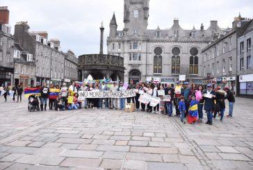 Venezolanos en el mundo asistieron a concentración mundial por Venezuela