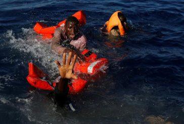 Naufragio en Mediterráneo Central deja al menos 20 inmigrantes muertos